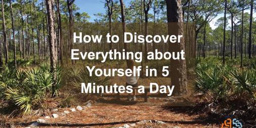 How to Discover Everything about Yourself in 5 Minutes a Day – Guided Imagery